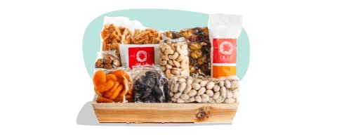Themed Gift Baskets, Care Packages & Gifts from Nuts com