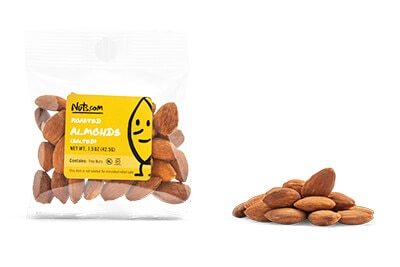 Roasted Almonds (Salted)