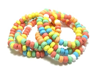 Link to World's Biggest Candy Necklace