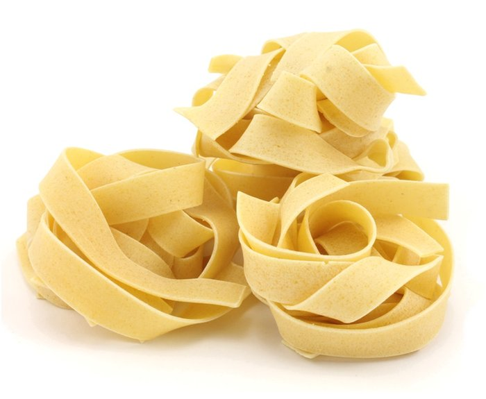 Hand Nested Pappardelle — Artisanal Pasta — Nuts.com