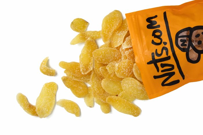 Crystallized Ginger - By the Pound