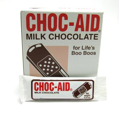 Link to Chocolate Band-aids