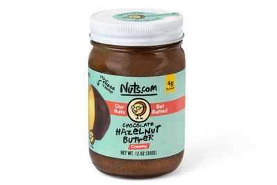 Link to Chocolate Hazelnut Butter (Roasted, Smooth)