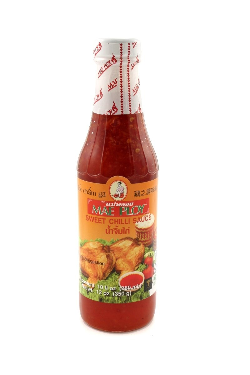 Mae Ploy Sweet Chili Sauce Asian Sauces Cooking Nuts Com