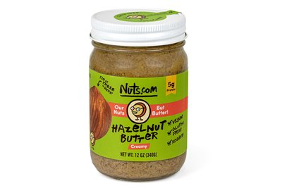 Link to Hazelnut Butter (Roasted, Smooth)