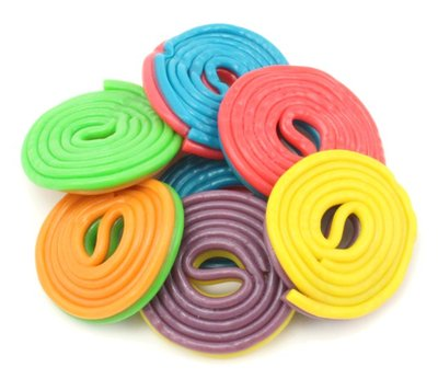 Link to Two-Tone Licorice Wheels