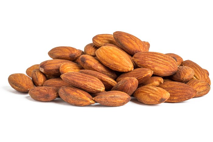 Image result for almonds""