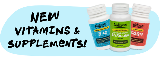 NEW vitamins & supplements