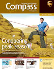 Nuttiness - UPS Compass Magazine