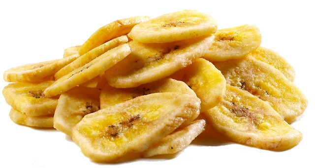 Banana Chips — Bananas — Dried Fruit — NutsOnline