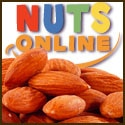 Almonds, healthy and delicious, in over 40 varieties at NutsOnline.com.