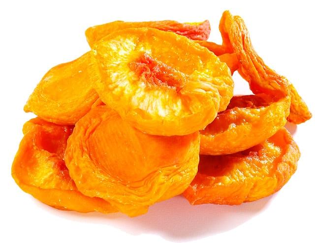 Dried Fruit Peaches